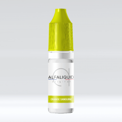 E-liquide orange sanguine alfaliquid