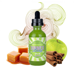 50ML APPLE PIE - Dinner Lady